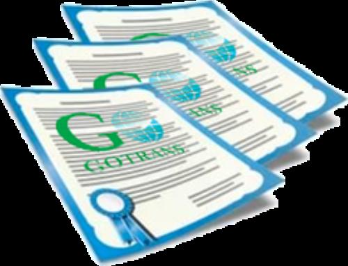 Certificates & permits